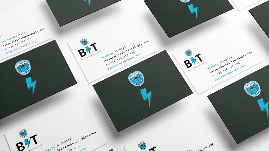 Branding para BIT