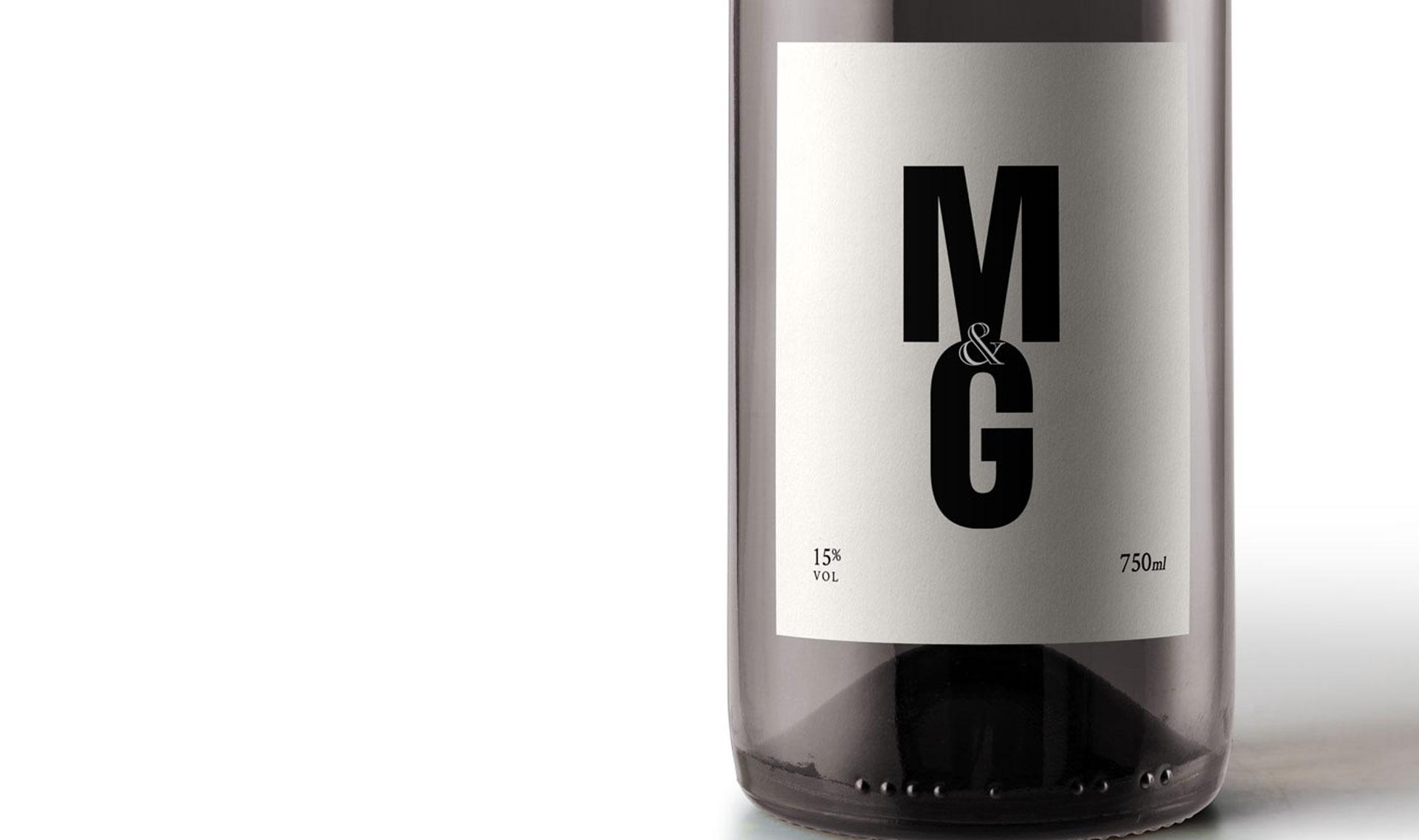 Branding Mencía&Godello, almacén de vino del Bierzo, por cdaestudio